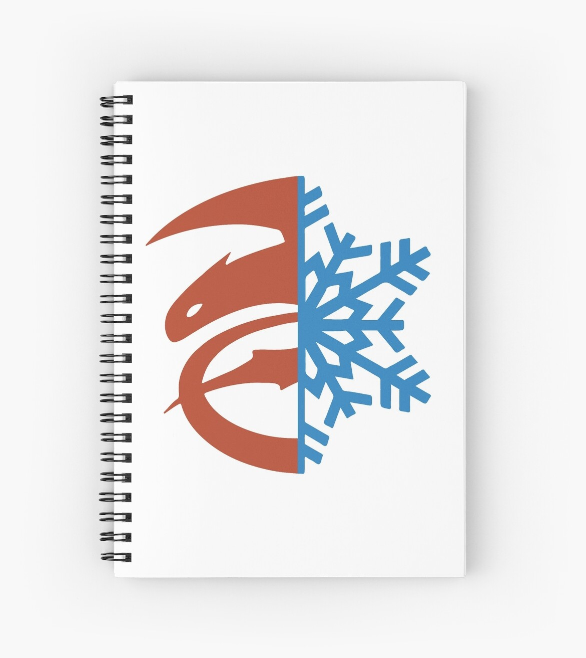 Hijack Ship Symbol Spiral Notebooks By Enemyofsanity Redbubble