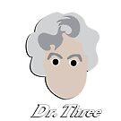 Dr. Three by utahgraphics