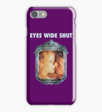 Eyes Wide Shut iPhone Case/Skin
