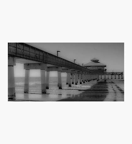 Dreaming of Fort Myers Fishing Pier  Photographic Print