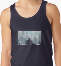 ghost in the shell Tank Top
