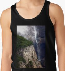 """ACROSS THE VALLEY Tank Top"