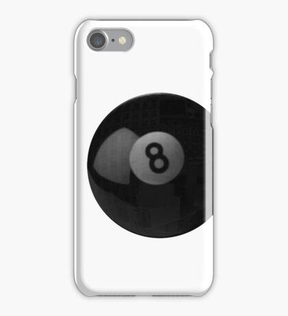 8 ball in new york iPhone Case/Skin