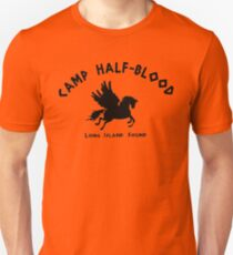 Camp Half-blood Slim Fit T-Shirt