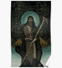 Solas Tarot Card 2 Poster