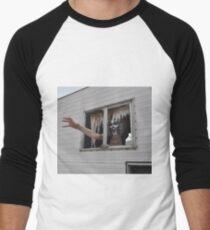 Zombie Grab Men's Baseball ¾ T-Shirt