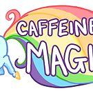 Caffeinie is MAGIC Unicorn  by Veronica Guzzardi