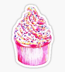Cupcake fun Sticker