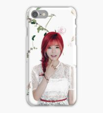 Girls' Generation (SNSD) Sunny Flower Typography iPhone Case/Skin
