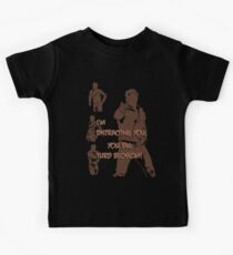 Quotes and quips - turd blossom Kids Tee
