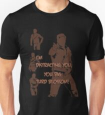 Quotes and quips - turd blossom Unisex T-Shirt