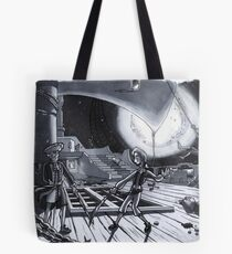 Guybrush Threepwood, a mighty pirate! Tote Bag