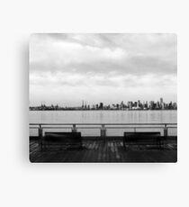 Viewpoint Canvas Print