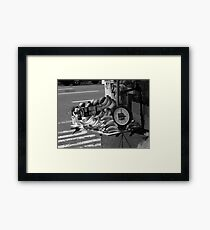 New York Street Photography 62 Framed Print
