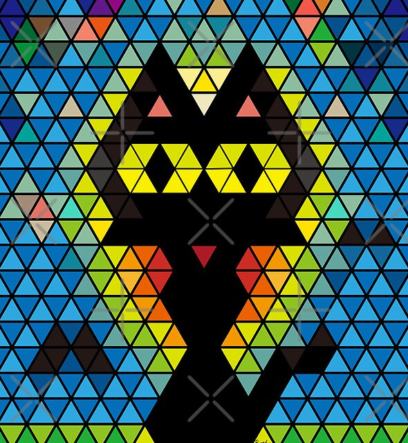 Mosaic Whim by BATKEI