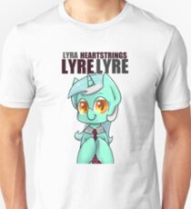 Lyre Lyre Unisex T-Shirt