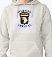 101st Airborne Vietnam Veteran -  iPad Case Pullover Hoodie