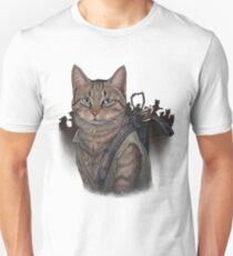 Daryl Dixon Cat T-Shirt