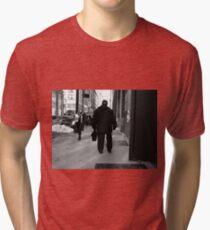 New York Street Photography 68 Tri-blend T-Shirt