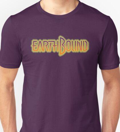 Earthbound Title Screen (Pixelated) T-Shirt