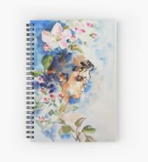 04 Sakura MJ Spiral Notebook