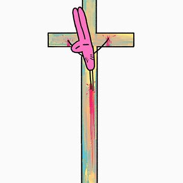 POKI CHRIST! by steveboyd