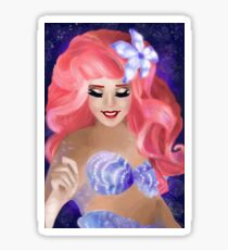 Paint the Night-Ariel Sticker