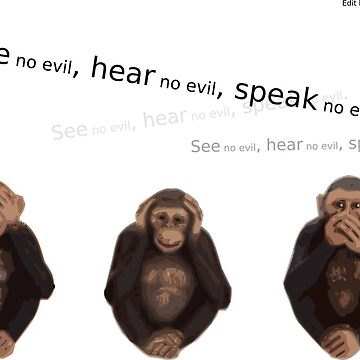 See No Evil by JillianR95