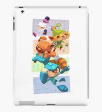 Megabomberbroszelda iPad Case/Skin