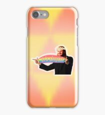 He's adopted! iPhone Case/Skin