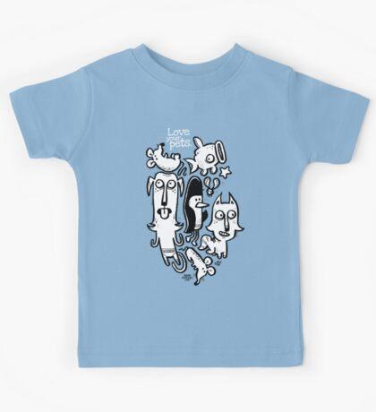 Love Your Pets Kids Clothes