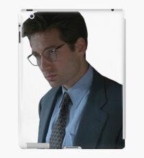Fox Mulder - The X-Files iPad Case/Skin