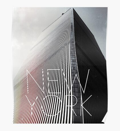 NEW YORK II Poster