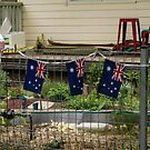 patriotic porch by oliversutton