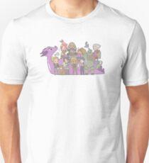 Dragon Age - Origins Companions T-Shirt