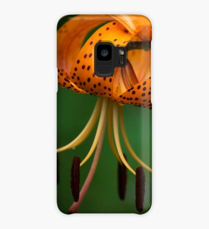Tiger Lilly disguised as a Leopard Lilly Case/Skin for Samsung Galaxy