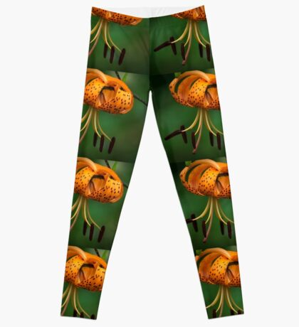 Tiger Lilly disguised as a Leopard Lilly Leggings