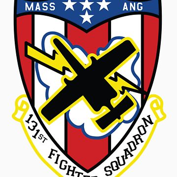 131st Fighter Squadron Emblem ( A-10 ) by warbirdwear