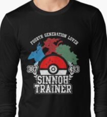 4th Generation Trainer (Dark Tee) T-Shirt