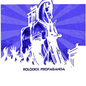 Rolodex Propaganda by Metatron