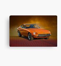 1971 Datsun 240Z Canvas Print
