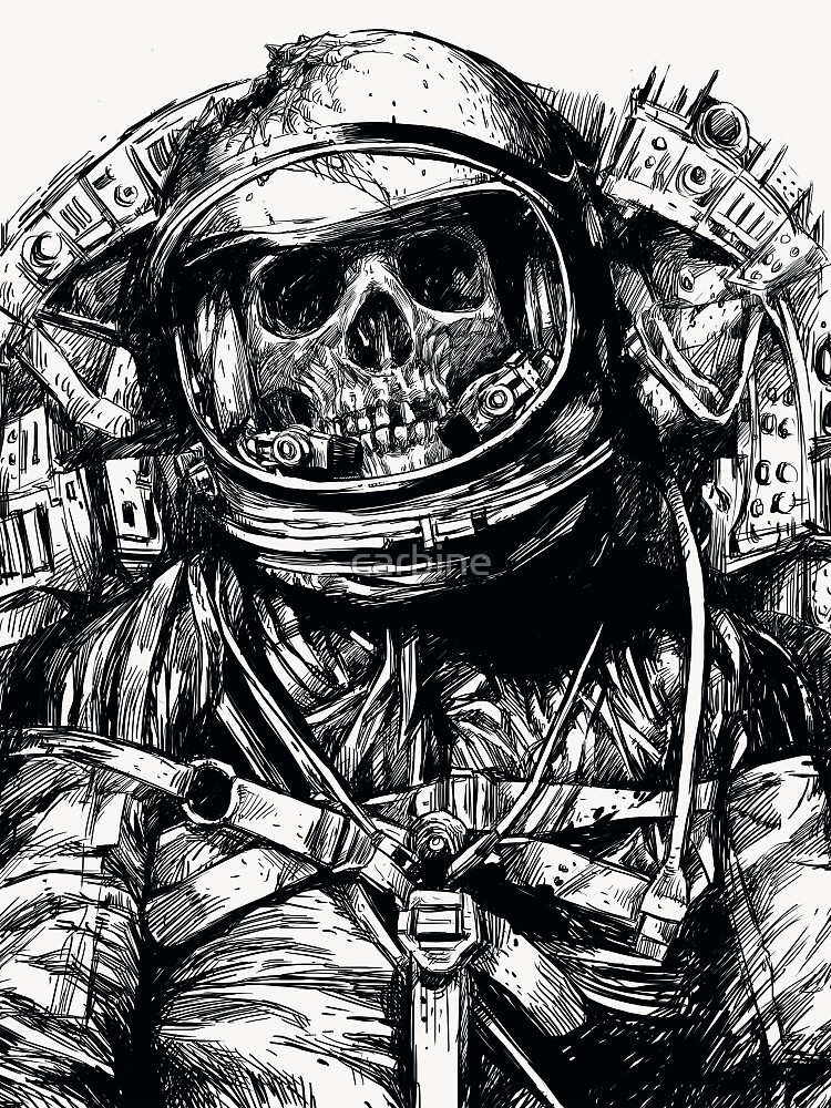 """Dead Astronaut"" by carbine"