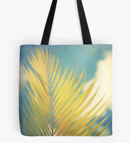 Palm Softness Tote Bag