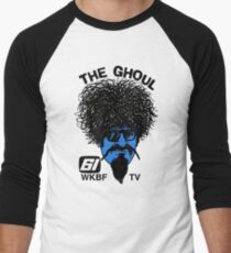 The Ghoul Channel 61 Repro Shirt Men's Baseball ¾ T-Shirt