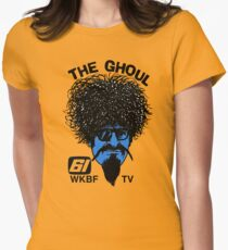 The Ghoul Channel 61 Repro Shirt Women's Fitted T-Shirt