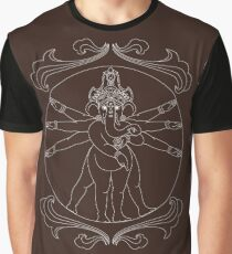 Lord Ganesh Graphic T-Shirt
