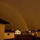 Double Rainbow by ninaortiz