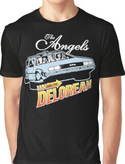 The Angels Have the Delorean Graphic T-Shirt