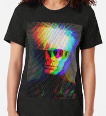 Pop Art Portrait Tri-blend T-Shirt