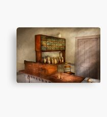 Pharmacy - The herbalist Canvas Print